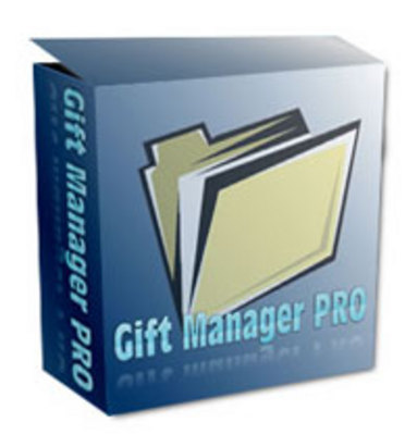 Product picture Gift Manager PRO