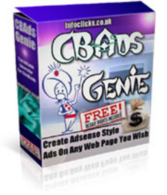 Product picture ClickBank Ads Genie